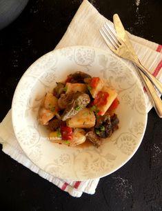 Ένα blog γεμάτο ελληνικές (και όχι μόνο) συνταγές φτιαγμένες στην κουζίνα της Πέπης! Tacos, Mexican, Chicken, Meat, Ethnic Recipes, Kitchen, Blog, Cooking, Kitchens