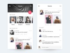Forum Release by bill_ux #Design Popular #Dribbble #shots