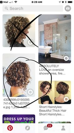 New Bob Haircuts 2019 & Bob Hairstyles 25 Bob Hair Trends for Women - Hairstyles Trends Thin Curly Hair, Haircuts For Curly Hair, Curly Hair Tips, Curly Bob Hairstyles, Wavy Hair, Curly Hair Styles, Layers For Curly Hair, Naturally Curly Haircuts, Short Curly Bob
