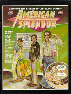 Before Harvey Pekar self-published American Splendor in 1976, there were no publicly distributed memoir comic books.