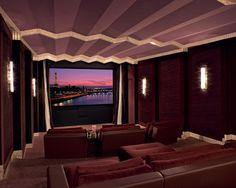 Art Deco Cinema Design Pictures Remodel Decor And Ideas Home Room