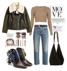 """19.01.18"" by caglatersak on Polyvore featuring moda, Topshop, Chloé, The Row, Alyx, RE/DONE, Roberto Cavalli, Charlotte Tilbury, ootd ve polyvorecommunity"