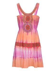Purple and cute summer dress..[]