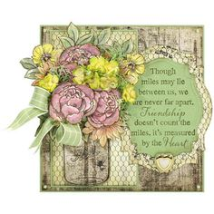 Stampendous Clear Stamps BOUQUET FOR YOU SSC1221 at Simon Says STAMP!