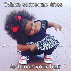 Some hair humor,Follow for more styleswww.yeahsexyweaves.tumblr.com