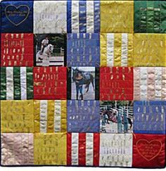 Horse Show Ribbon Quilts