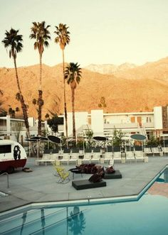 Ace Hotel // Palm Springs, CA who's ready?!?! @ashlea @thedundie @calebbauers
