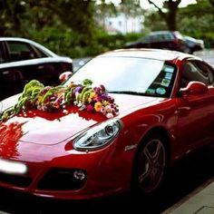 36 coole Ideen für Autoschmuck zur Hochzeit!