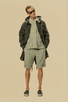 Engineered Garments | Spring 2015 Menswear Collection | Style.com