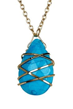 Turquoise Necklace ♥