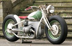 DBBP BMW Bobber | Bike EXIF | Classic motorcycles, custom motorcycles and cafe racers