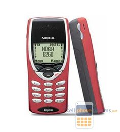 Nokia 8260 on Cingular. I was the coolest.