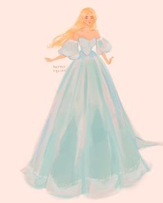 Barbie Drawing, Dress Drawing, Pretty Art, Cute Art, Anime Outfits, Girl Outfits, Pop Art Girl, Fashion Illustration Sketches, Arte Disney