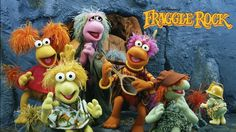 """COUNT YOUR CARES AWAY..."" Opening Theme - Fraggle Rock - The Jim Henson Company"