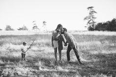 <3 kisses #babywearing #family #sakurabloom