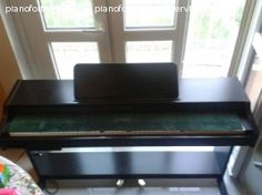 pianoforte digitale GEM rp8