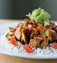 Chipotle Chicken {Copycat Recipe} | Culinary Hill