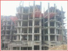 #SHRI Group 26 July 2013 Construction Progress of Tower-7