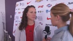 Lauren Holiday, USWNT building confidence