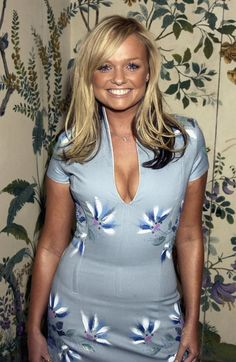 """We probably can't call Emma Bunton """"Baby Spice"""" - Baby Blues in 2003 Emma Bunton, Spice Girls, Beautiful Celebrities, Gorgeous Women, Beautiful Females, Female Celebrities, Celebrity Workout, Celebrity Style, Baby Spice"""