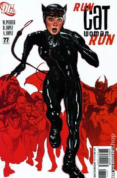 Catwoman (2002 3rd Series) 77