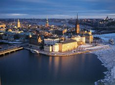 Stockholm. Backpacked with my brother all over Scandinavia in 2001. A striking city. So cosmopolitan. Gorgeous architecture, people, places to explore. A definite recommend.