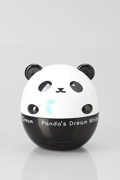 TONYMOLY Panda's Dream Magic Cream- It's supposed to lighten and brighten the skin.. and it's adorable!