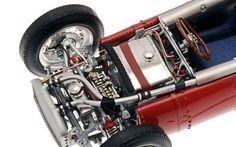 1:18 Modellauto Ferrari Dino 156 F1 shark nose