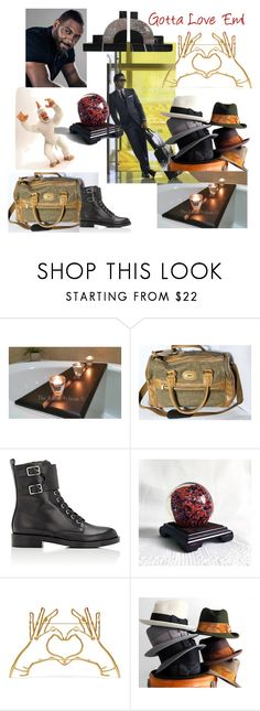 Gotta Love 'Em! by plumsandhoneyvintage on Polyvore featuring Gianvito Rossi, Mulberry, Royal Selangor, men's fashion and menswear