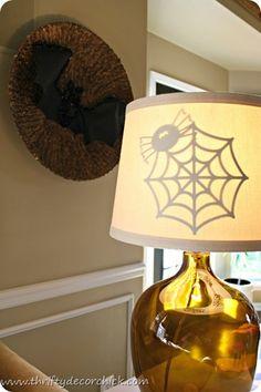 Fun and cheap #Halloween paper ideas!