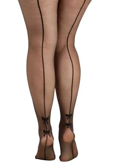 3f4e99aee7c Back Seams to Me Tights in Plus Size. Youve got a feeling that these back