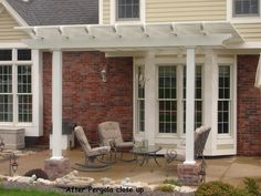 Forever Decorating!: Learn about my Pergola
