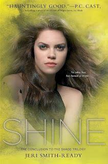 La Guardia de Los Libros : Shine, Saga Shade 3, Jeri Smith-Ready