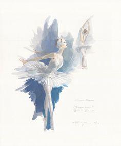 Coming this Autumn: Boston Ballet's all-new Swan Lake
