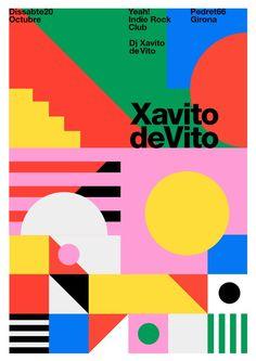 """poster"""" by quim marin / spain / digital print Graphic Design Layouts, Graphic Design Posters, Graphic Design Inspiration, Typography Design, Layout Design, Poster Designs, Design Graphique, Art Graphique, Flugblatt Design"""