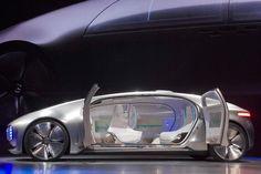 autonomous concept cars - Google Search