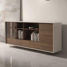 J&M Furniture Premium Composition Buffet