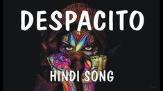 Despacito | Hindi Version | Cover Song Whatsapp Videos, Cover Songs, Love Story, Neon Signs, Music, Youtube, Musica, Musik, Muziek