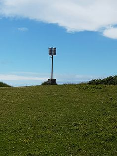 The beacon Culver down