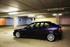BMW 323 Ti M-Technik 2.3 R6 125kW