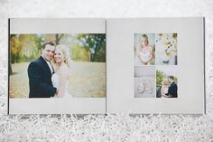 Beautiful, Clean, Modern Album Design Templates for Professional Wedding and Portrait Photographers - The Ultimate Album Builder for Photoshop and InDesign - Design Aglow Wedding Album Layout, Wedding Album Design, Wedding Albums, Wedding Book, Heart Photography, Wedding Photography, Book Design Layout, Design Layouts, Design Ideas