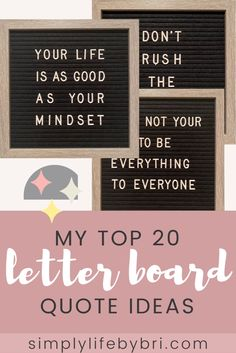 Letter board ideas for boss babes | motivational quotes