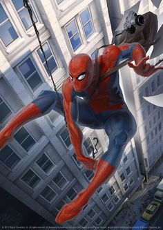 Spider-Man by Michal Lisowski