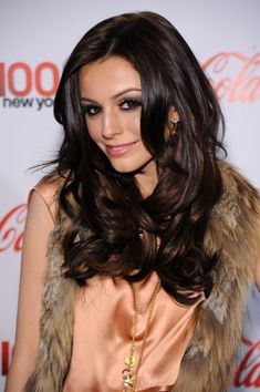 Cher Lloyd before Z100's Jingle Ball at Madison Square Garden on Dec. 7, 2012 in #NYC
