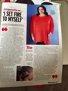 One of our TV stars from our ITV adverts in The Sun Fabulous Magazine telling her story and how she came to suffer for years until she found new confidence by dancing and our human hair volumizer Fabia looks amazing, well done Fabia X #hairloss #volumizer #crowninggloryhair