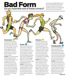 What are the best techniques for efficiently running long distance? - Quora
