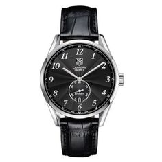 Tag Heuer Gents Carrera Calibre 6 Hertitage Automatic Watch #Watches #ForHim