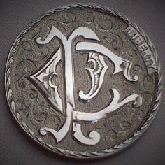 DIMAS SÁNCHEZ MORADIELLOS LOVE TOKEN - INITIALS 'PC' (a gift to Paolo Curcio) - NO DATE BUFFALO NICKEL Coins, Carving, Personalized Items, Cactus, Love, Printmaking, Amor, Rooms, Wood Carvings