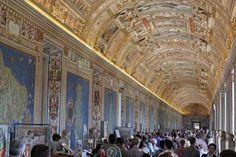 Hall of Maps, Vatican