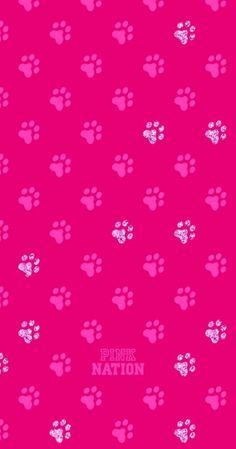 Vspink dog print wallpaper iphone background 2018 paw phone wallpapers ♡ в Pink Nation Wallpaper, Vs Pink Wallpaper, Aztec Wallpaper, Animal Print Wallpaper, Heart Wallpaper, Trendy Wallpaper, Victoria Secret Wallpaper, Victoria Secret Pink, Victoria Secrets
